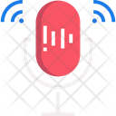 M Voice Command Icon