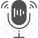 M Voice Command Icon