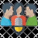 Voice Communication Icon