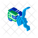 Control Voice Technology Icon