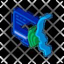 Computer Control Voice Icon