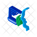 Control Human Technology Icon