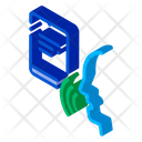 Control Speaker Technology Icon