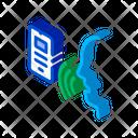 Control Voice Phone Icon