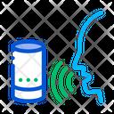 Sound Column Voice Icon