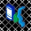 Audio Communication Computer Icon