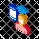 Voice Control Gadget Icon