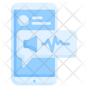 Voice Message Message Voicemail Icon