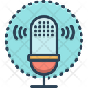 Voice Recognition Voice Recognition Icon
