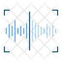 Voice Recognition Security Icon