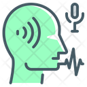 Voice Recognition Technology Voice Technology Icon