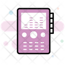 Tape Recorder Voice Recorder Gadget Icon
