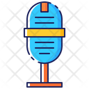 Recorder Voice Technology Icon