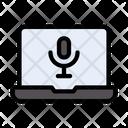 Audio Voice Recorder Icon