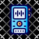 Recorder Voice Sound Icon