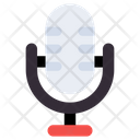 Voice Recorder Microphone Mic Icon