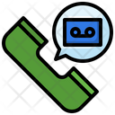 Voice Recorder Communications Call Icon