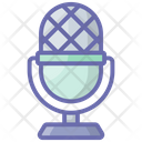 Voice Recording Microphone Icon