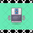 Voice Speaker Icon