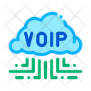 Voip Technology Calling Icon