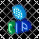 Call Communication Internet Icon