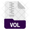 Vol file Icon