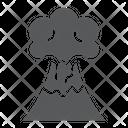 Volcanic Icon