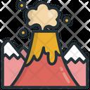 Catastrophe Disaster Gas Icon
