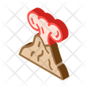 Increased Volcanic Activity Icon