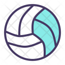 Volleyball Ball Game Icon