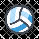 Volleyball Handball Ball Icon
