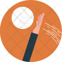 Volleyball Sports Game Icon