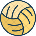 Volleyball Water Polo Ball Ball Icon