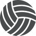 Volleyball Ball Ball Volleyball Game Equipment Icon