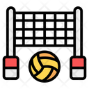Volleyball Game Ball Game Icon
