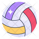 Volleyball Water Ball Sports Ball Icon