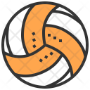 Volleyball Ball Tool Icon