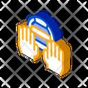 Ball Equipment Sport Icon