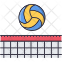 Volleyball game Icon
