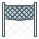 Volleyball Net Icon