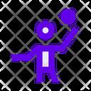 Man Person Player Icon