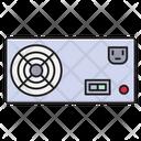 Voltage Power Switch Icon