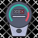 Voltage Meter Current Icon