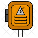 Voltage Energy Power Icon