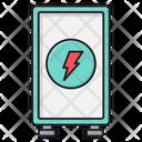 Voltage Circuit Current Icon