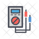 Power Factory Meter Icon