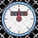 Meter Energy Voltage Icon