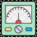 Voltage Meter Measure Icon