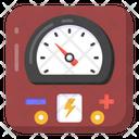 Voltmeter Voltage Meter Dashboard Icon
