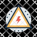 Voltage Warning Icon